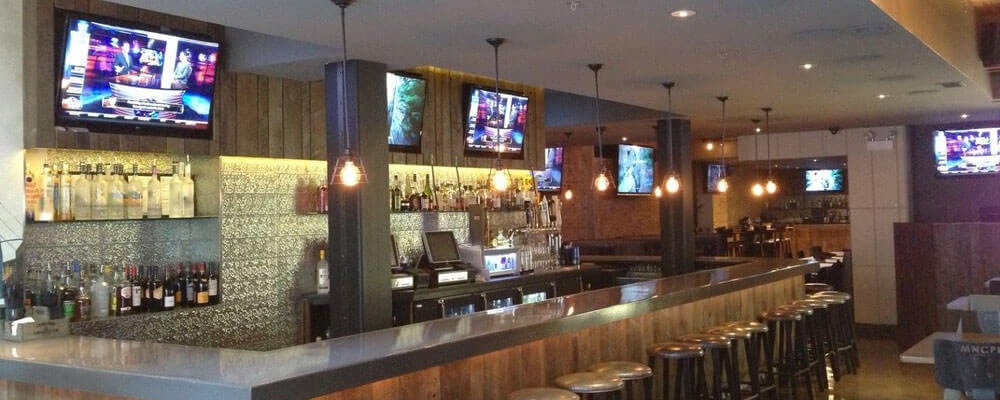 Smart Commercial Automation Solutions for Your Sports Bar