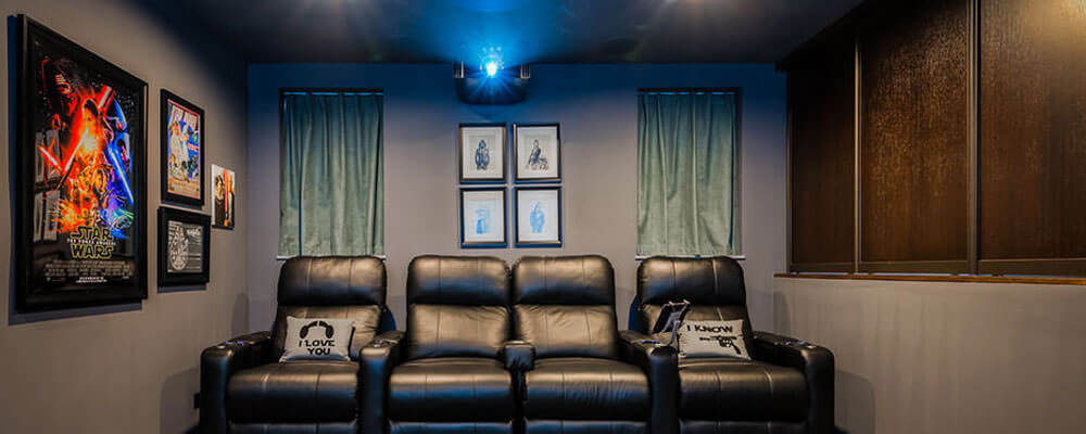 Be Fully Immersed In Your Home Theater with Surround Sound