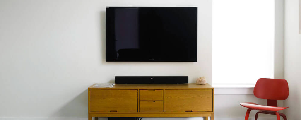 Enhance Your Customer's Experience with Wall-Mounted 4K TVs