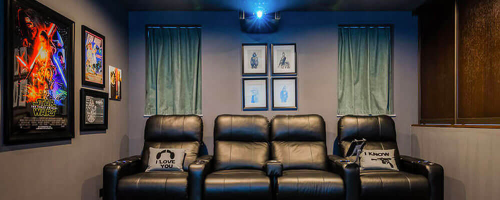 Bring the Movie Theater Experience to Your Home